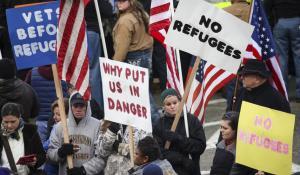 no-refugees-demonstration