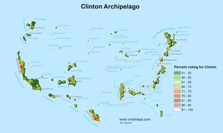 Clinton Archipelago